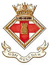 HMS Londonderry Badge
