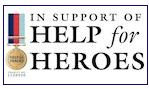 Help for Heroes link and Logo